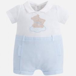 Pelele bebe niño punto 1624 Mayoral