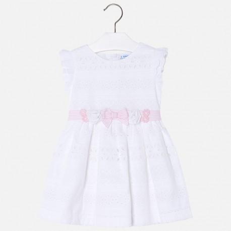 Vestido bebe niña 3978 mayoral