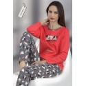 Pijama mujer 15056 Leniss