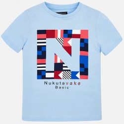 Camiseta niño 840 Mayoral