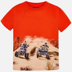 Camiseta niño 6035 Mayoral