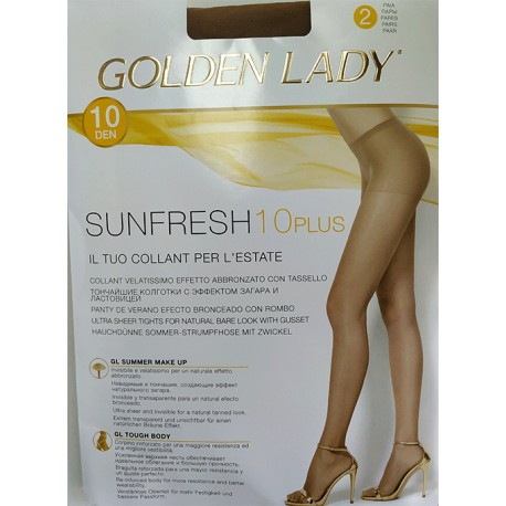 Panty reductor Golden Lady
