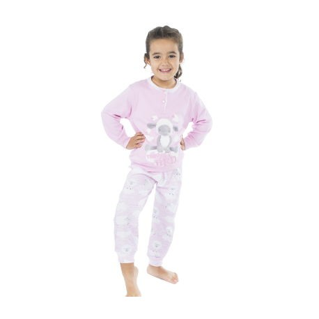 Pijama niña 192603 Muslher