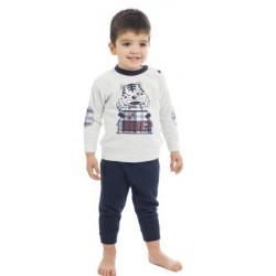 Pijama niño 192612 Muslher