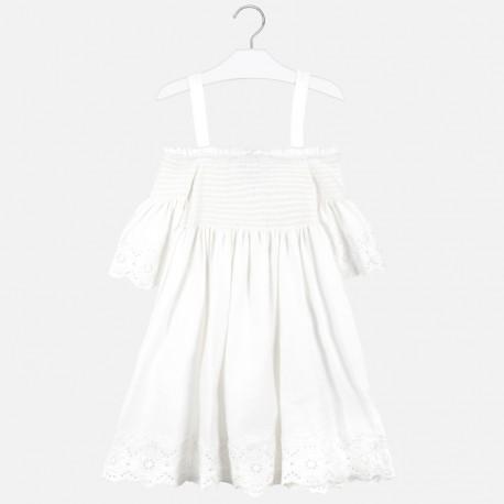 Vestido niña 6980 Mayoral