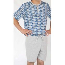 Pijama hombre 6114 Intimalia