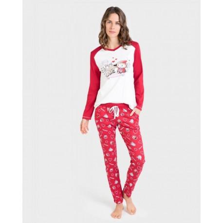 Pijama mujer 701203 Massana