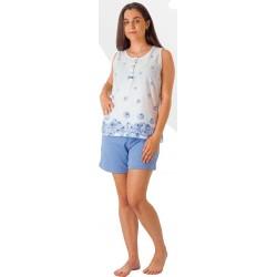 Pijama mujer 3044 Leniss