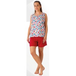 Pijama mujer 3042 Leniss