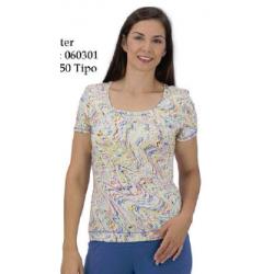 Camiseta mujer 60301 Boguar